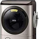 【標準設置対応付】日立 ドラム式洗濯乾燥機 洗濯12kg/乾燥7kg 右開き ステンレスシャンパンBD-NX120FR N