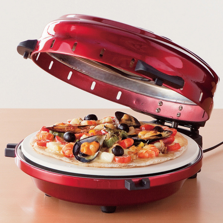 回転石窯ピザ&ロースター