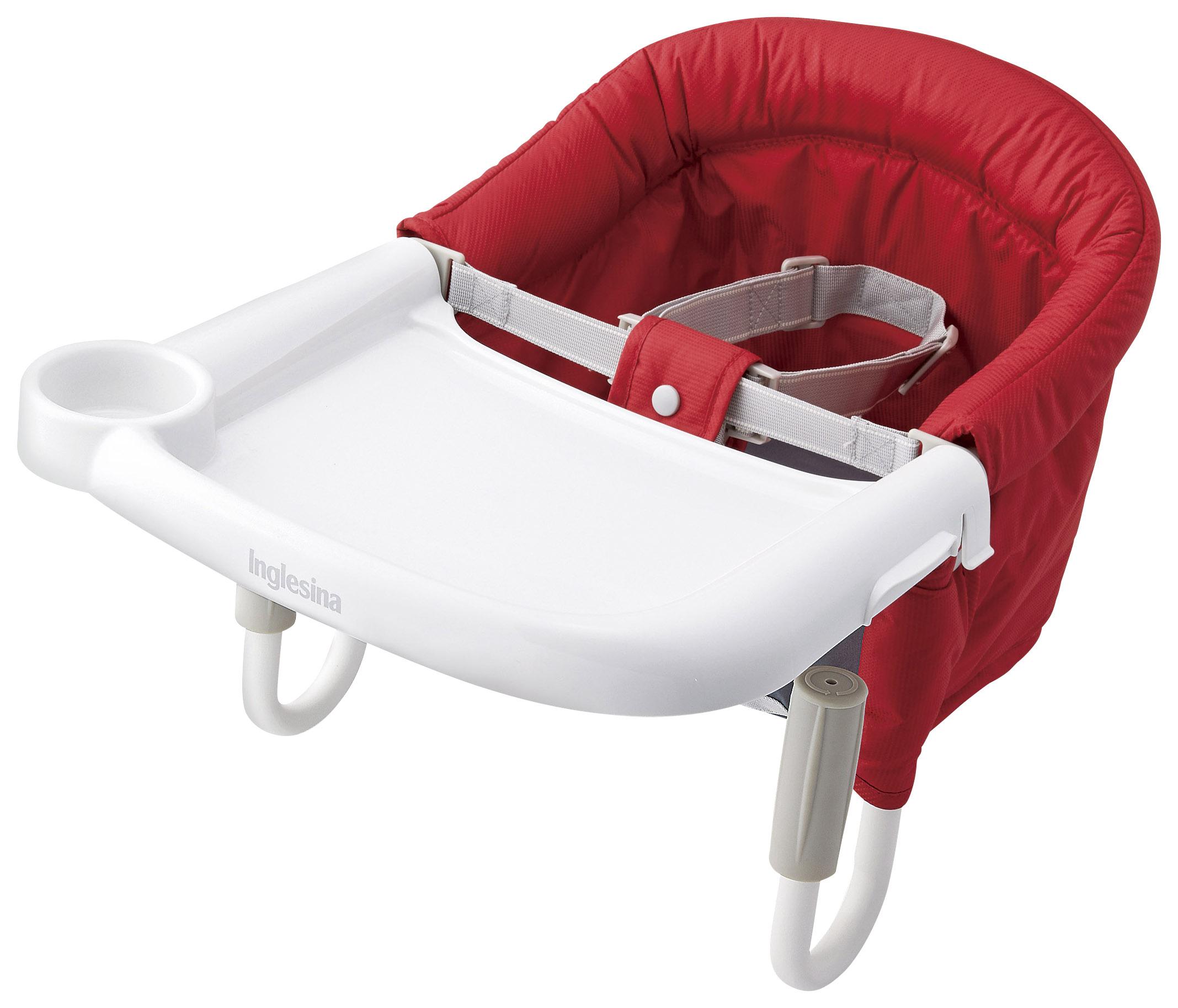 【L'inglesina Baby S.p.a.】イングリッシーナ ファスト 使用時/約35×42×高さ27cm レッド