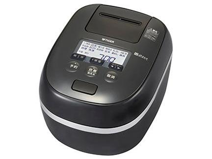 【タイガー】JPD-G060 KP 圧力IHジャー炊飯器 炊きたて ご泡火炊き(ごほうびだき) 3.5合炊き ピュアブラック