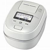 【タイガー】JPD-G060 WG 圧力IHジャー炊飯器 ご泡火炊き(ごほうびだき) 3.5合炊き オーガニックホワイト