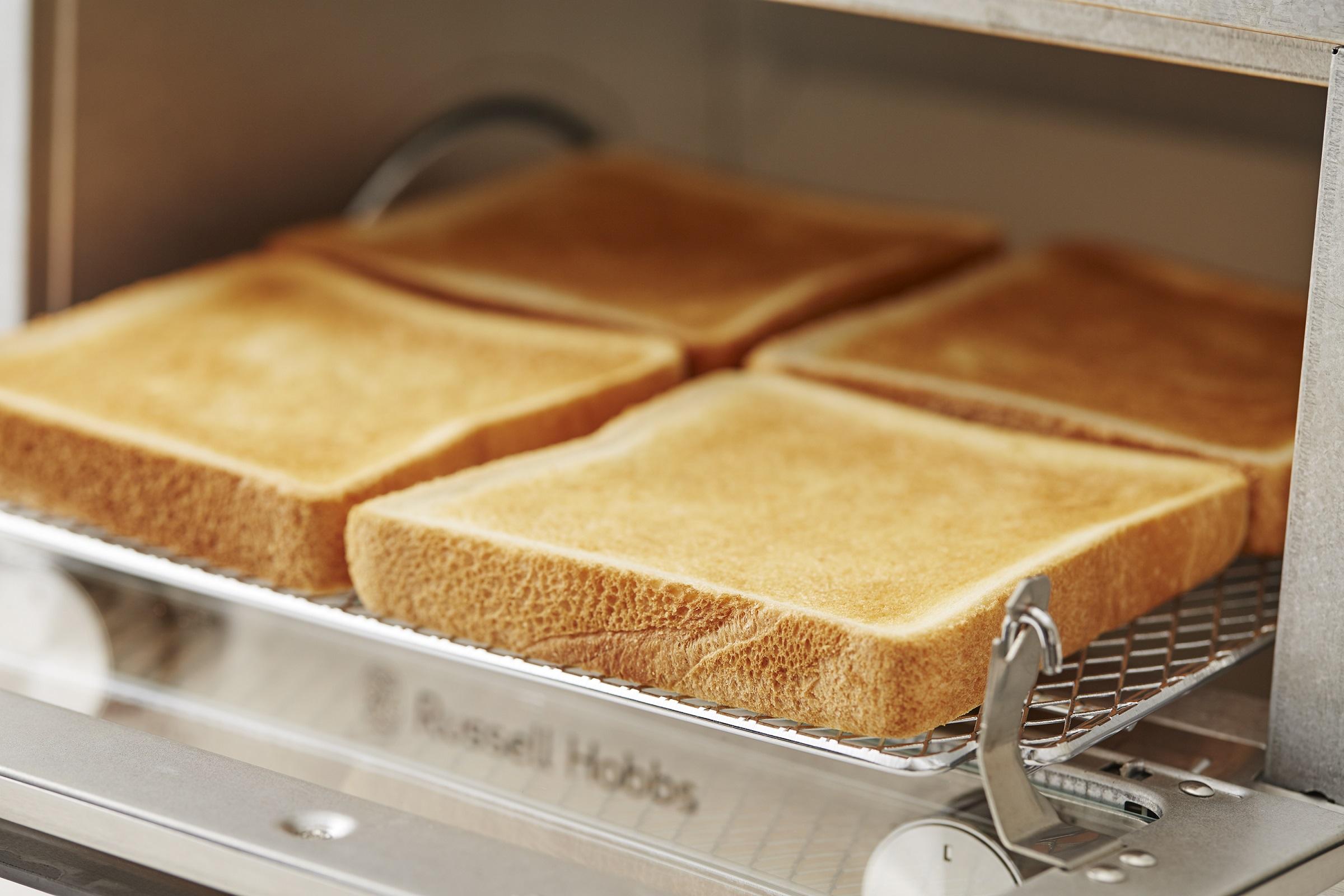 ラッセルホブス オーブントースター