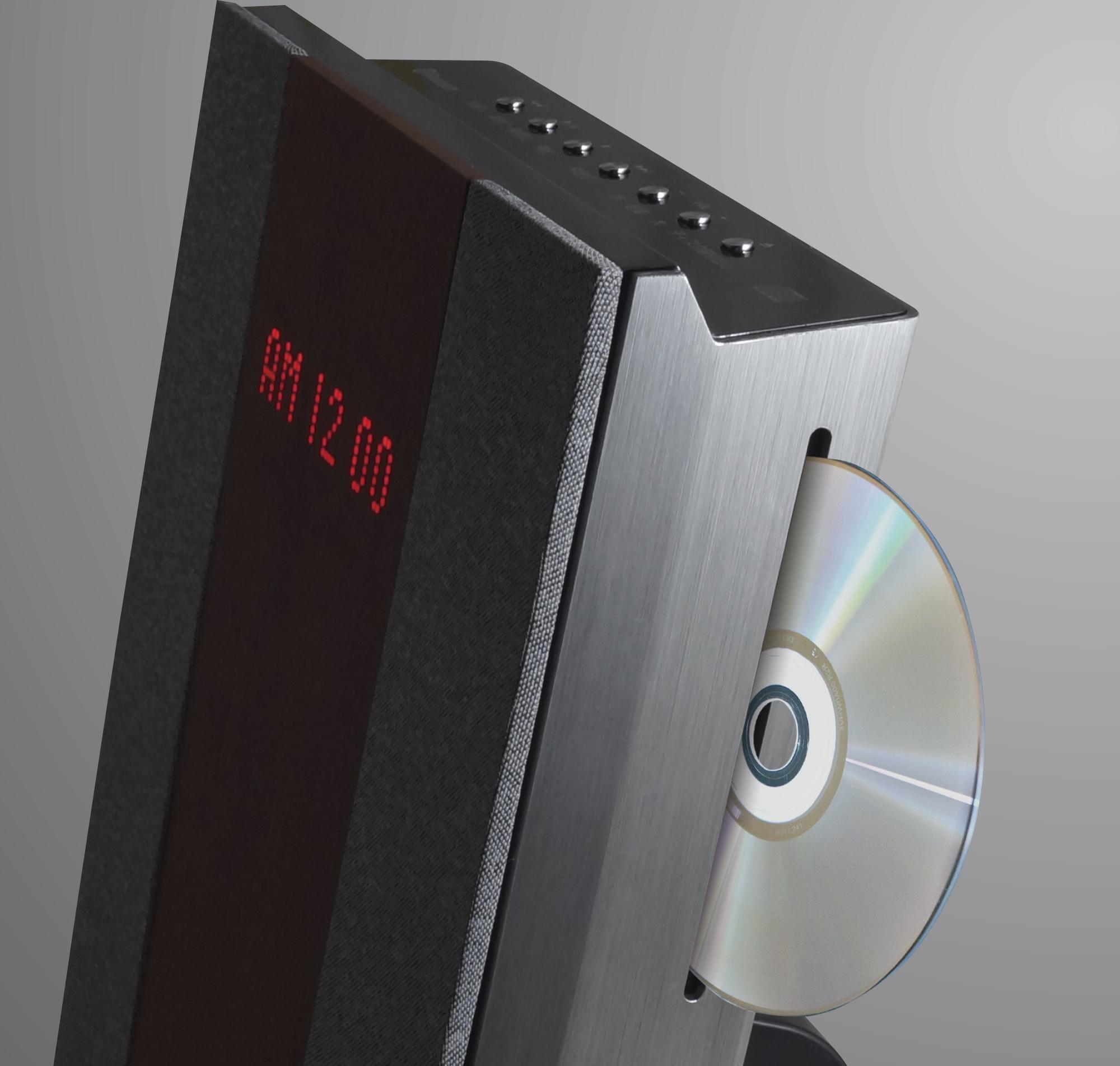 CDクロックラジオシステム