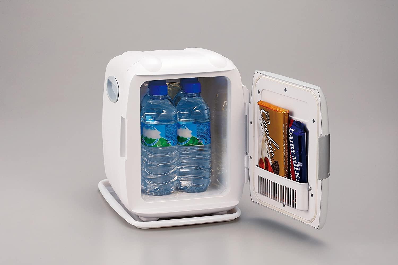2電源式コンパクト電子保冷保温ボックスD-CUBE S