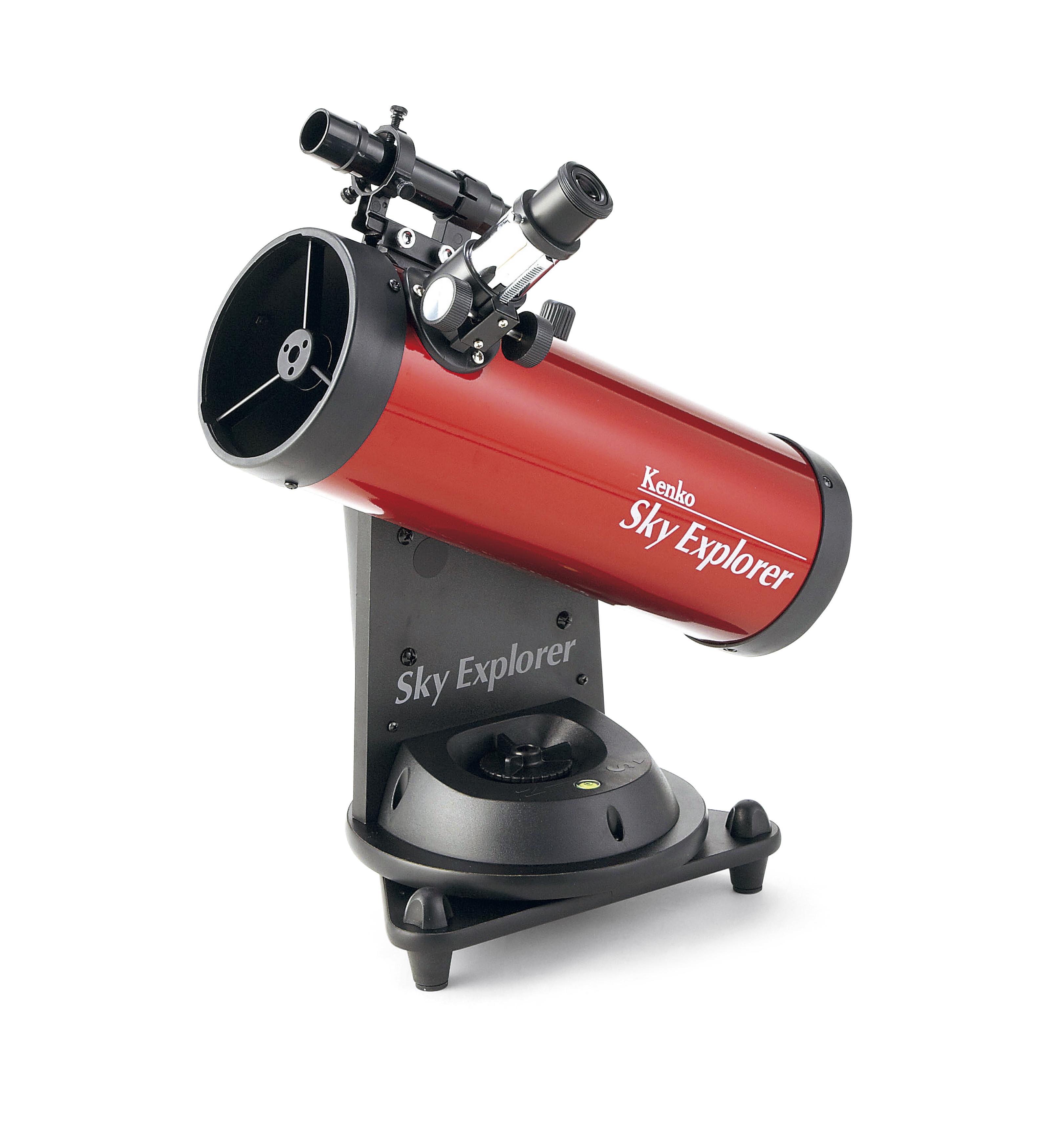 【ケンコー】自動追尾機能付天体望遠鏡
