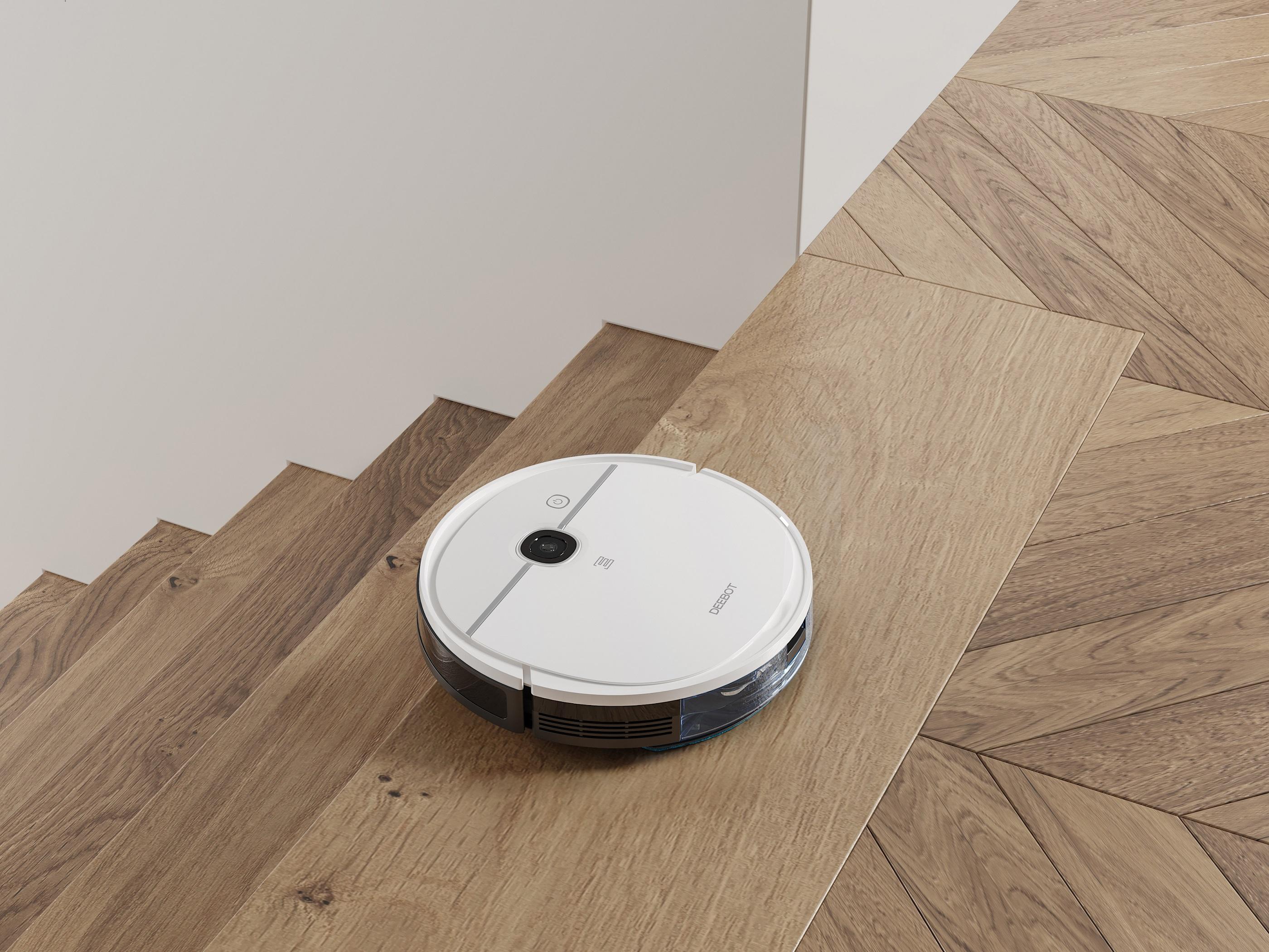 床用ロボット掃除機 DEEBOT OZMO 750