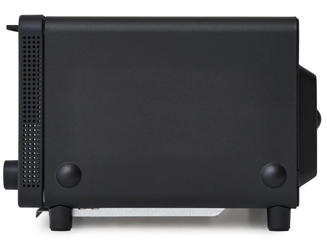 【BALMUDA The Toaster 】(バルミューダ ザ・トースター) ブラックK05A-BK