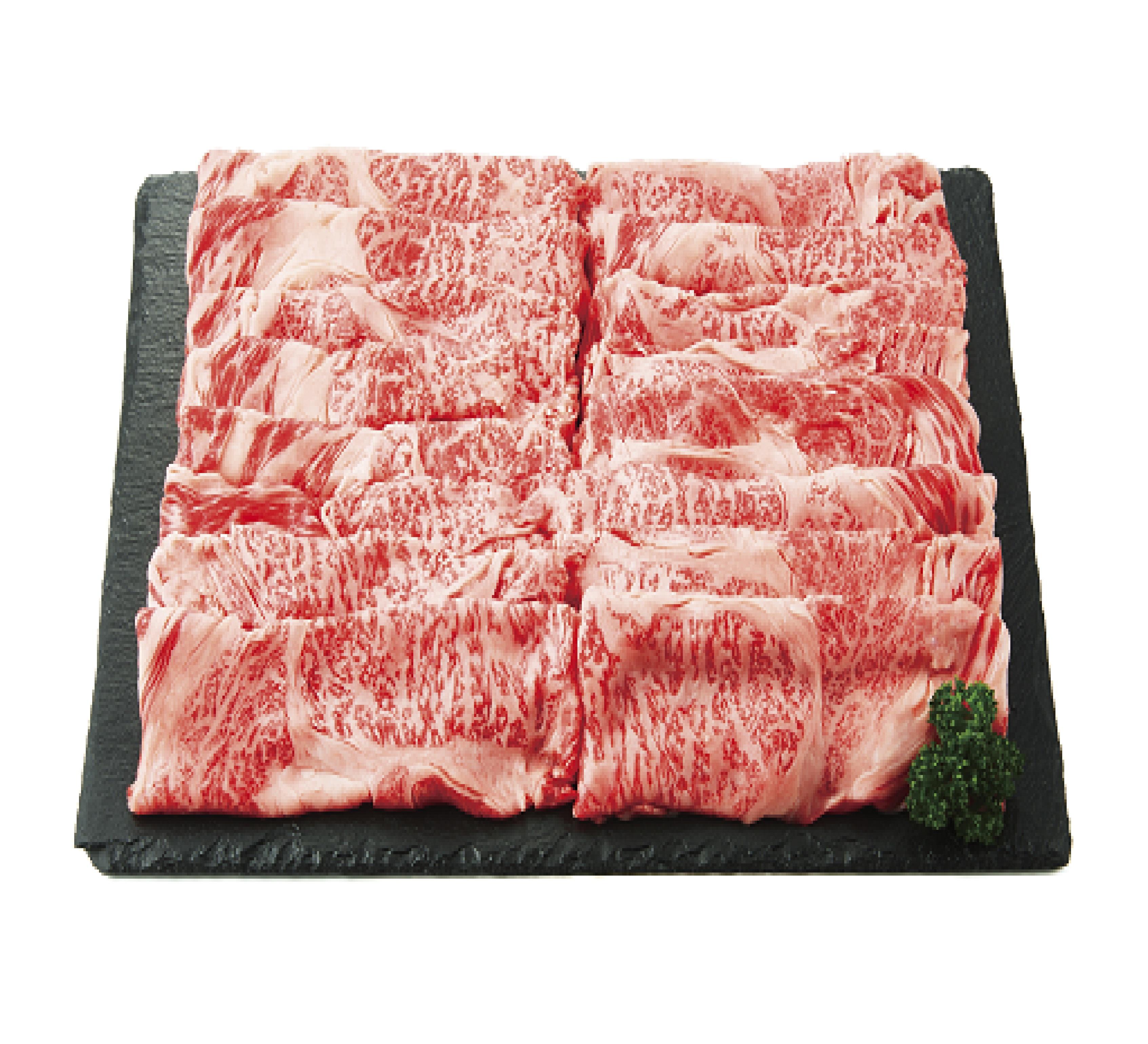 【熊本県】和王牛すき焼用肩ロース900g