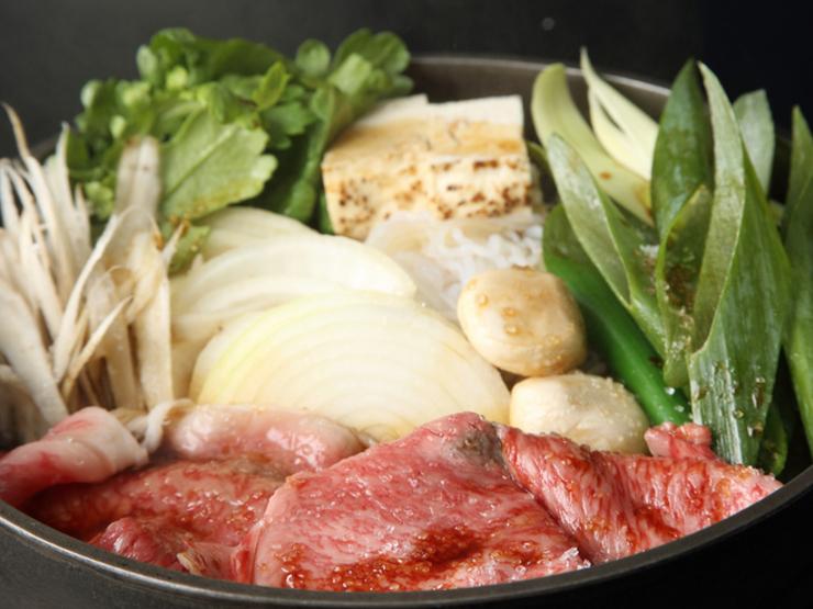 【京都モリタ屋】京都和牛 肩モモすき焼き用400g