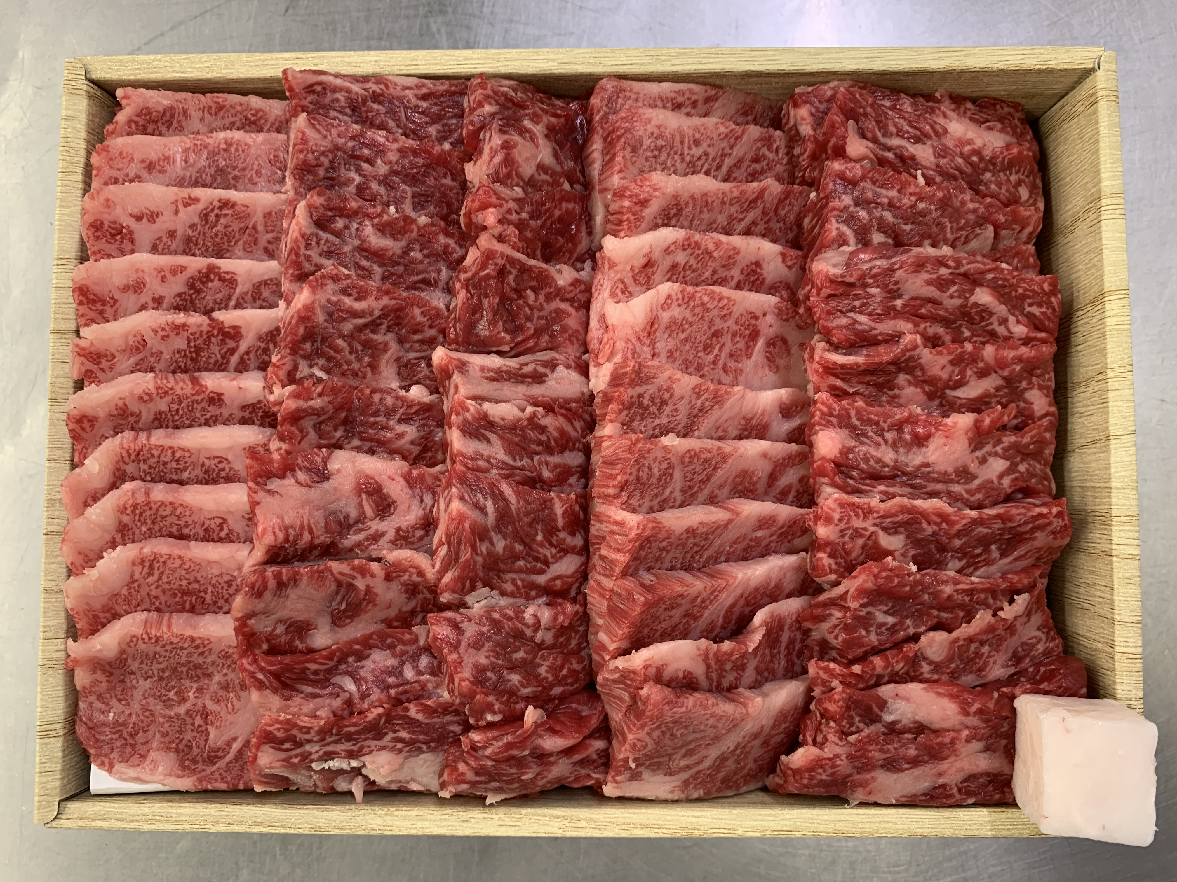 【京都モリタ屋】京都和牛 バラ焼肉用400g