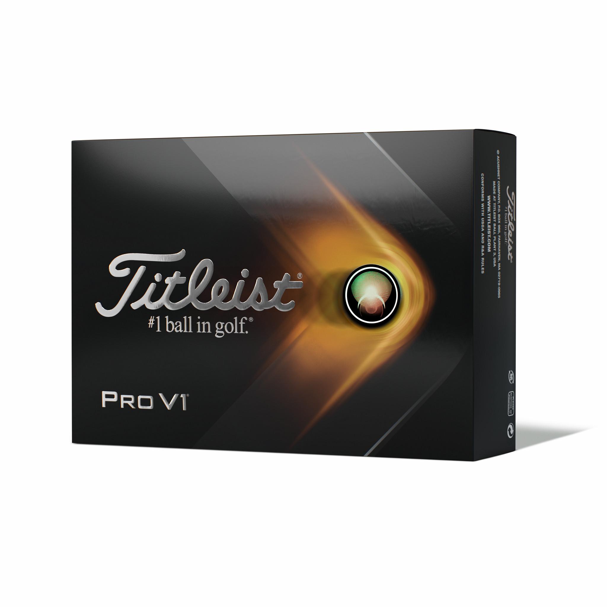 タイトリストゴルフボール21PROV1 2ダースセット(24個入)
