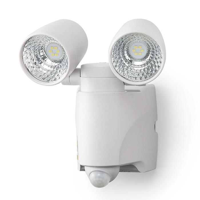 【髙儀】LEDセンサーライト ホワイト