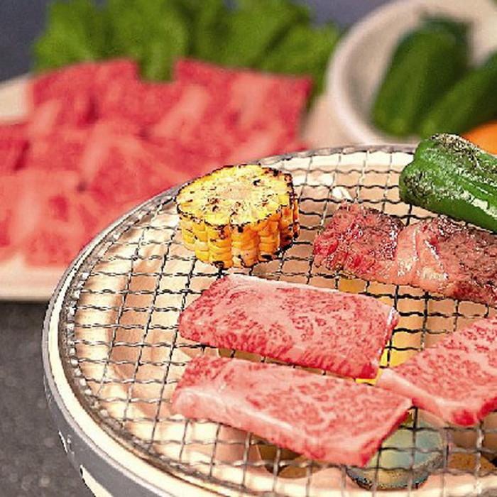 【滋賀県】近江牛焼肉 モモ450g
