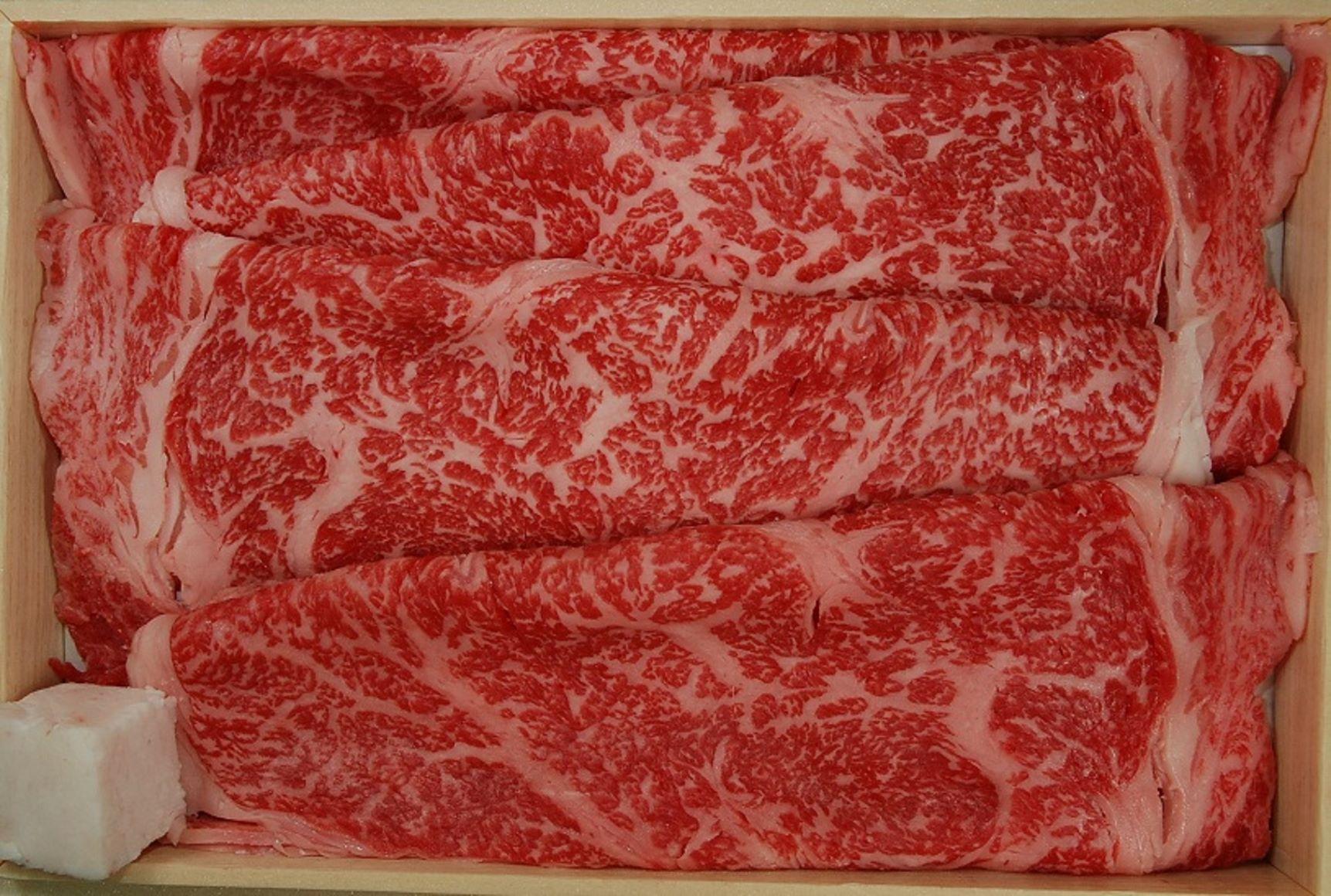 【京都モリタ屋】京都和牛 ロースすき焼き用700g