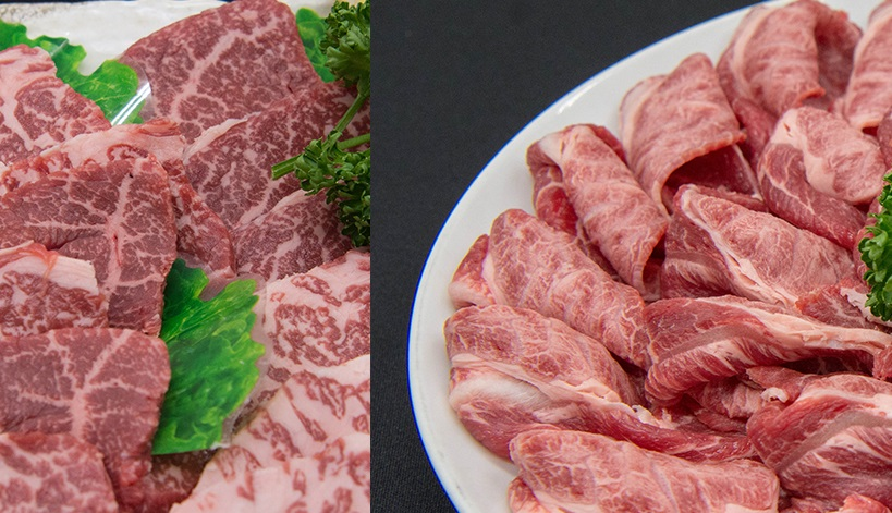 【福岡県】博多和牛 赤身贅沢セット1150g