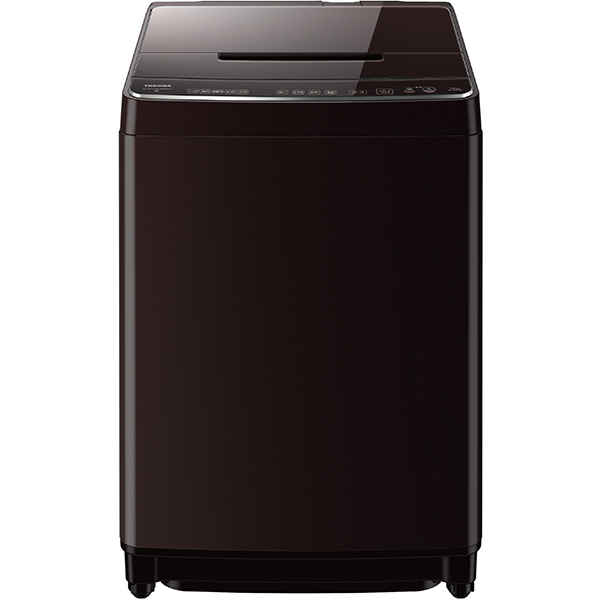【標準設置対応付】東芝 全自動洗濯機 ZABOON(ザブーン) ウルトラファインバブル洗浄W 12kg グレインブラウン