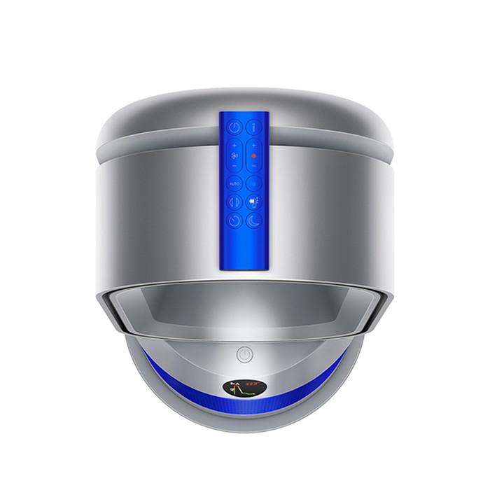 【ダイソン】HP07-SB 空気清浄機能付ファンヒーター Dyson Purifier Hot+Cool シルバー/ブルー