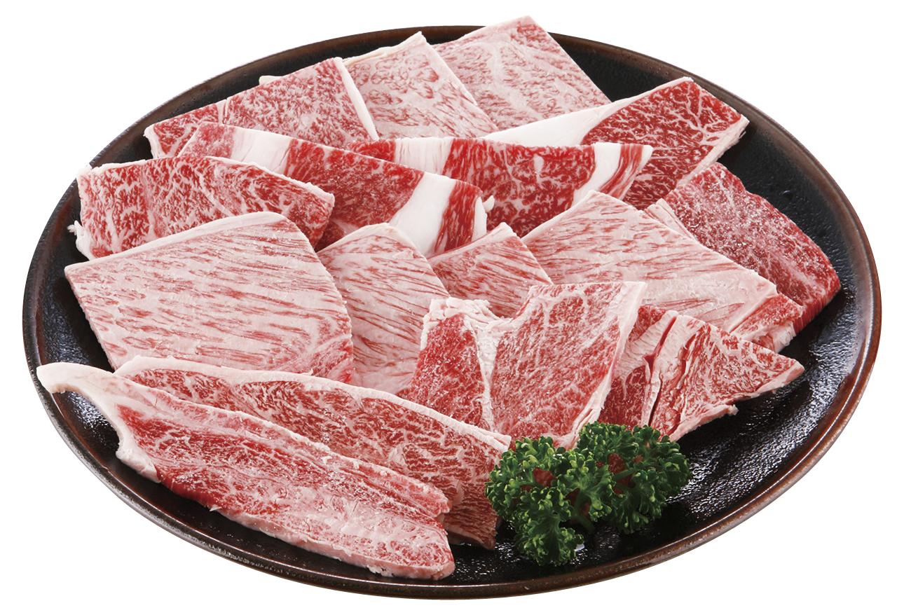 【岩手県】前沢牛 焼肉用 肩ロース360g