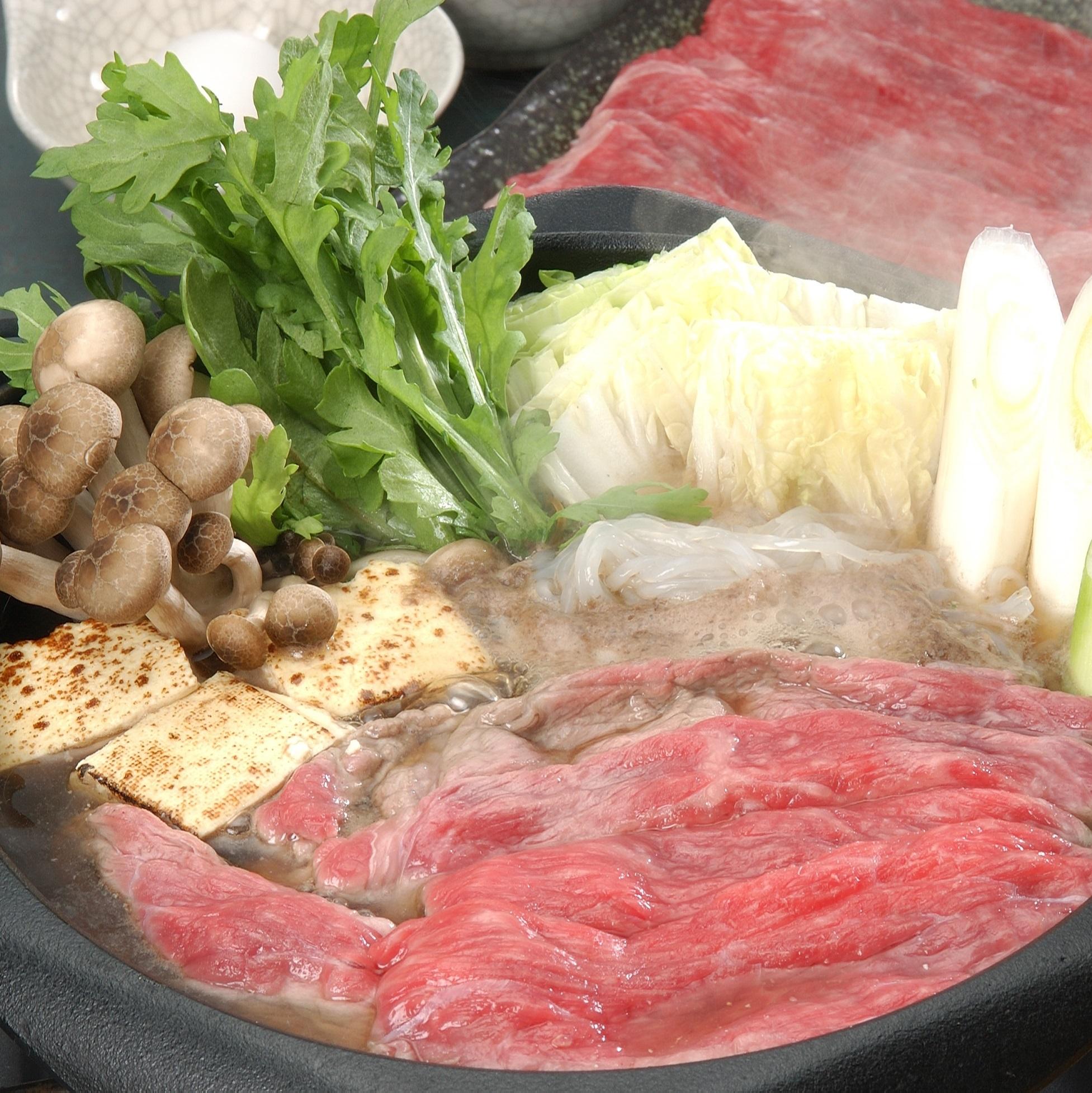 【北海道】宗谷黒牛カタロースすきしゃぶ 1.2kg