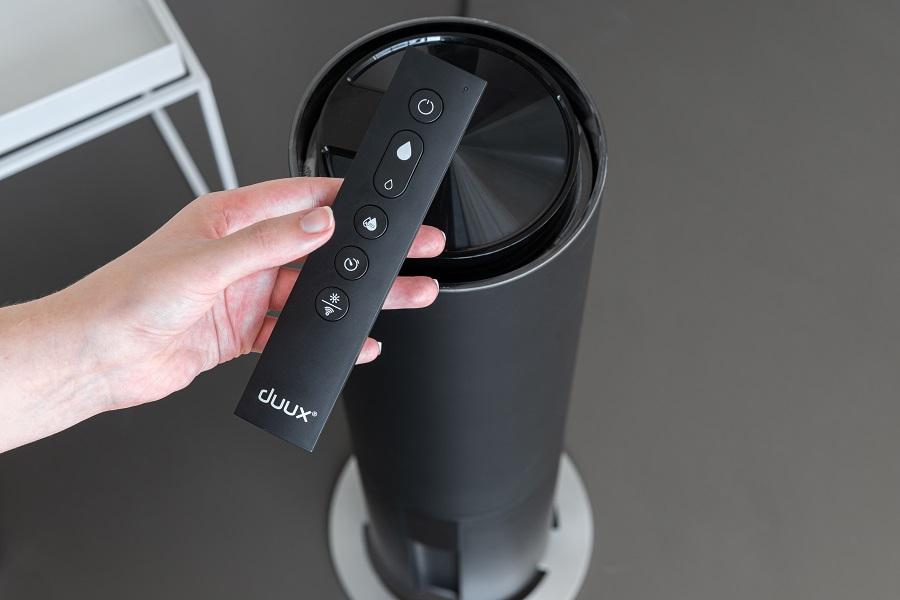 【ツカモトコーポレーション】Beam(ビーム)タワー型超音波式加湿器 約)220×220×675mm ブラック