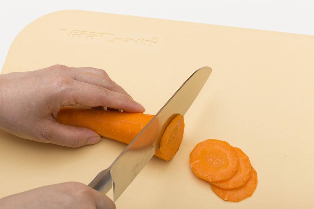 【ビタクラフト】ビタクラフト抗菌まな板 ベージュ