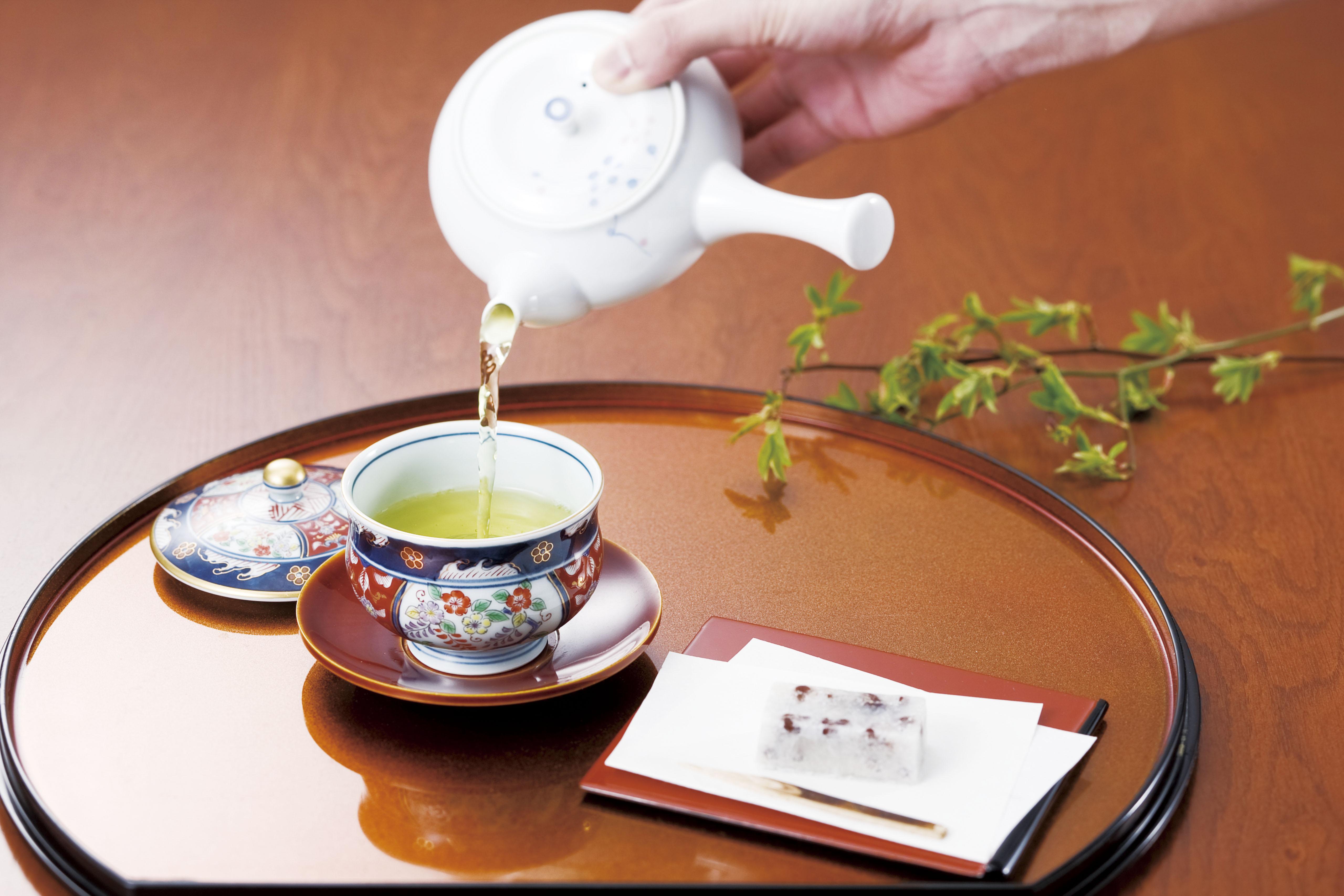 【京都府】京都府産宇治茶詰合せ 上煎茶120g・煎茶120g各1