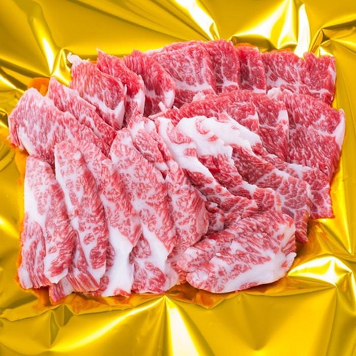 【三重県】松阪牛焼肉 700gカルビ
