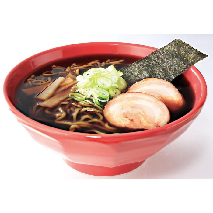 【富山県】乾燥・富山ブラックラーメン「麺家いろは」醤油味12食