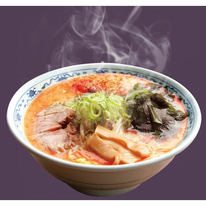 【福島県】乾燥・喜多方ラーメン「一平」セット12食