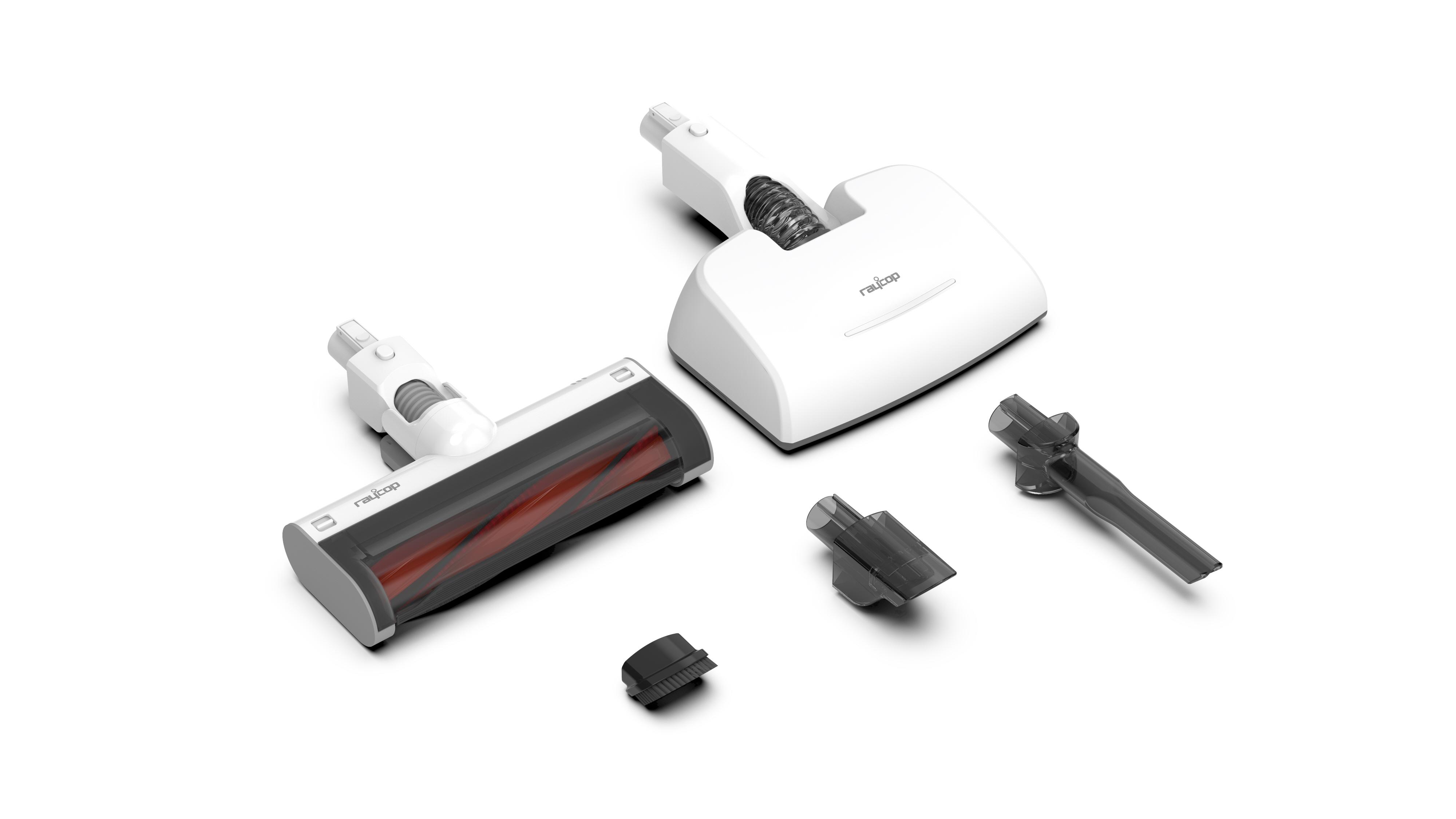 【レイコップ】スティッククリーナー レイコップRSC-300 スティック時/幅242×長さ1136×高さ210.8mm ホワイト