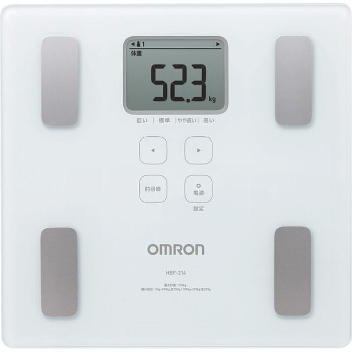 オムロン 体重体組成計 カラダスキャン