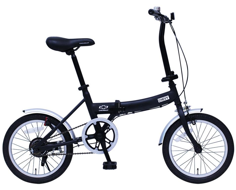【ミムゴ】シボレー FDB16G 使用時/約横126×奥55×高さ93.5cm(タイヤ16インチ)  ブラック