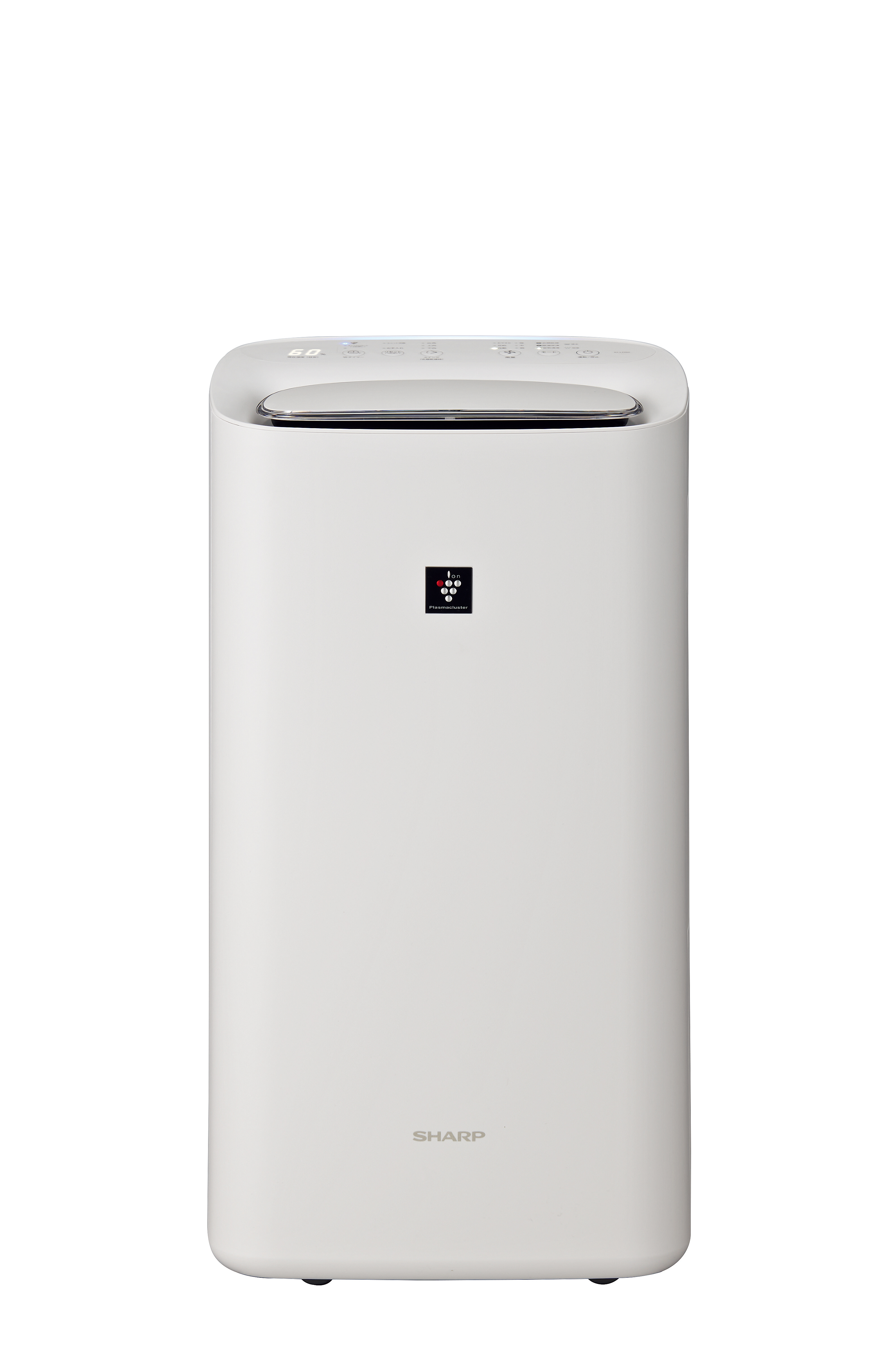 シャープ プラズマクラスター25000除加湿空気清浄機 KI-ND50-W