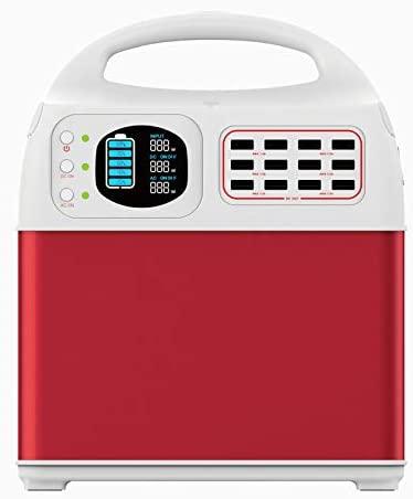 ポータブル蓄電池 PR-HUG-400A