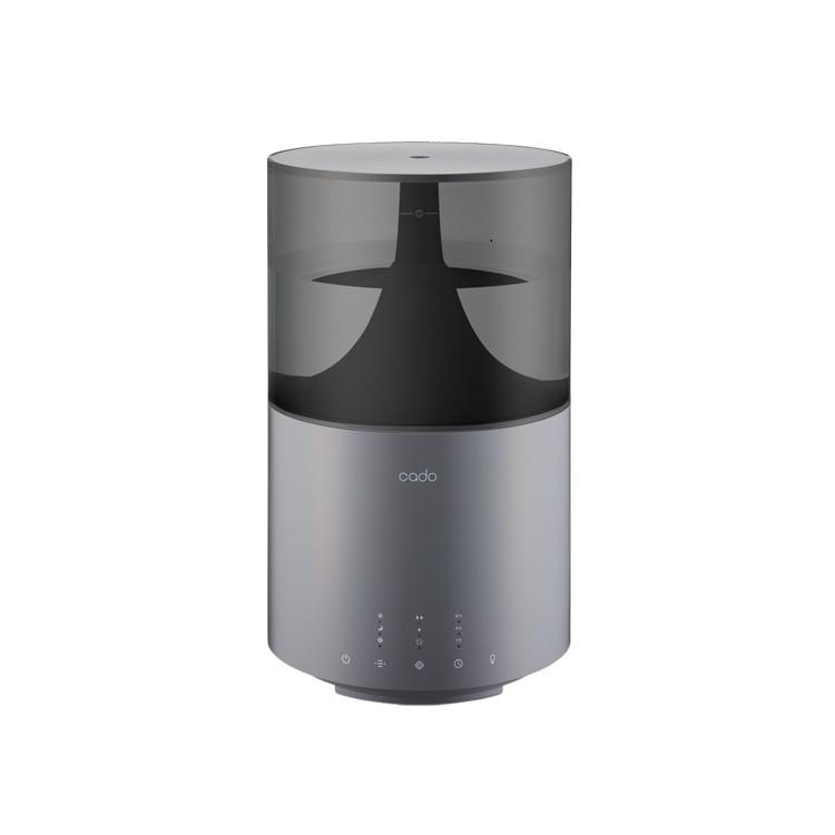 【カドー】加湿器 STEM 300 突起部含む/約直径210×高さ354mm クールグレー