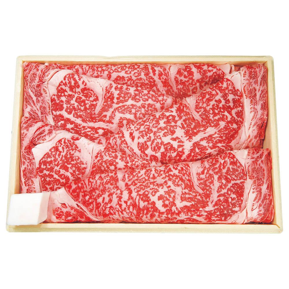 【京都モリタ屋】京都和牛 肩ロースしゃぶしゃぶ用700g