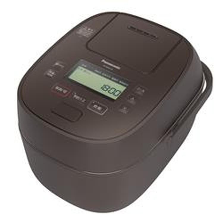 【パナソニック】SR-MPA181-T 可変圧力IHジャー炊飯器 1升炊き おどり炊き ブラウン