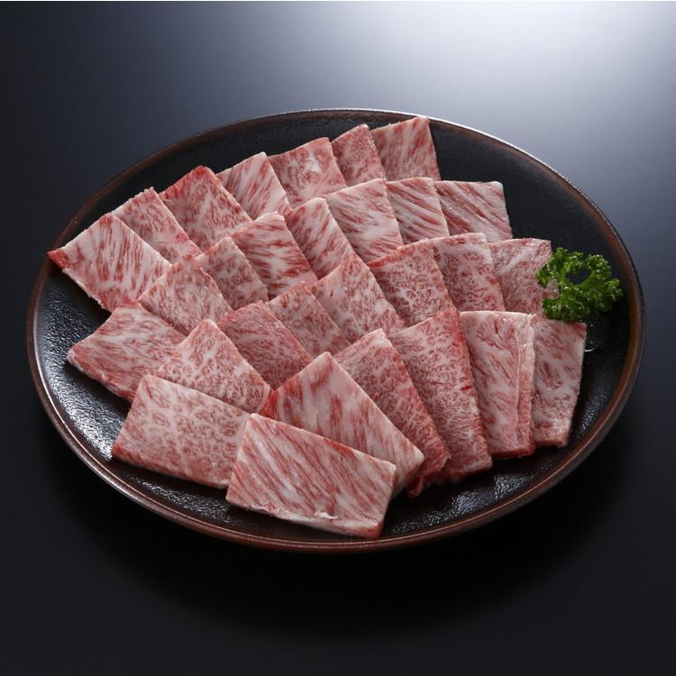 【佐賀県】佐賀牛カタロース焼肉 500g