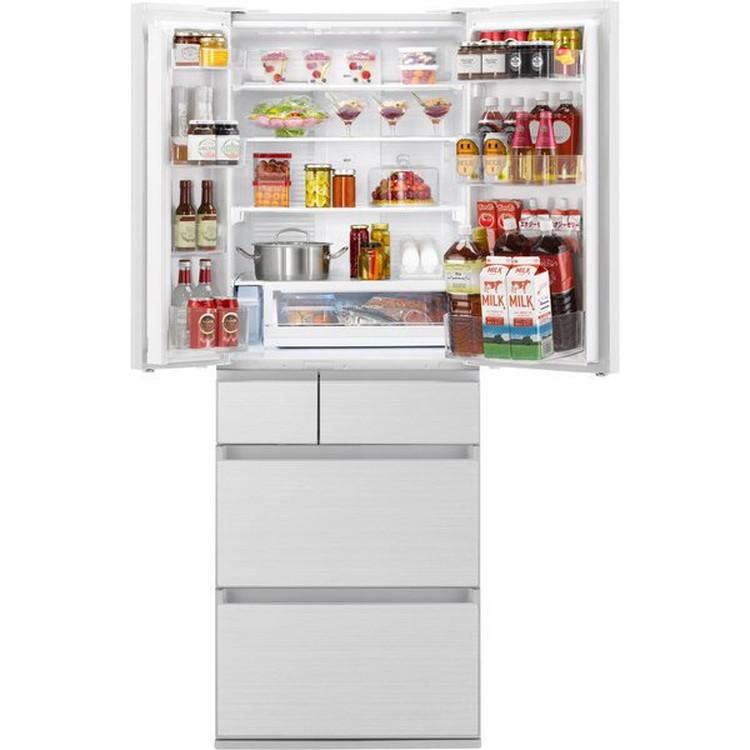 【標準設置対応付】パナソニック NR-F507HPX-W IoT対応冷蔵庫500L・フレンチドア 6ドア アルベロホワイト