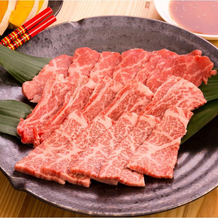 【鹿児島黒牛】ロース焼肉 400g