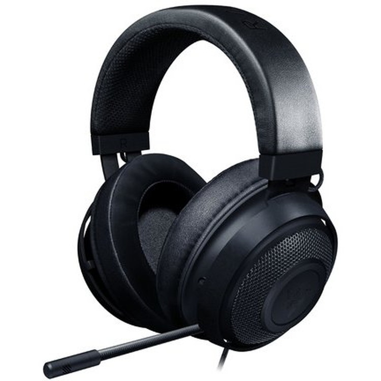 【RAZER】RZ04-02830100-R3M1  Kraken ブラック ゲーミングヘッドセット