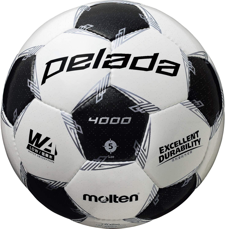【モルテン】F5L4000 ペレーダ4000 サッカーボール 5号