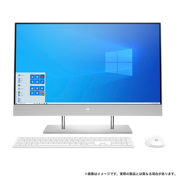 【HP】1V7J1AA-AAAB HP 27-dp0000 All-in-One G1モデル Core i7