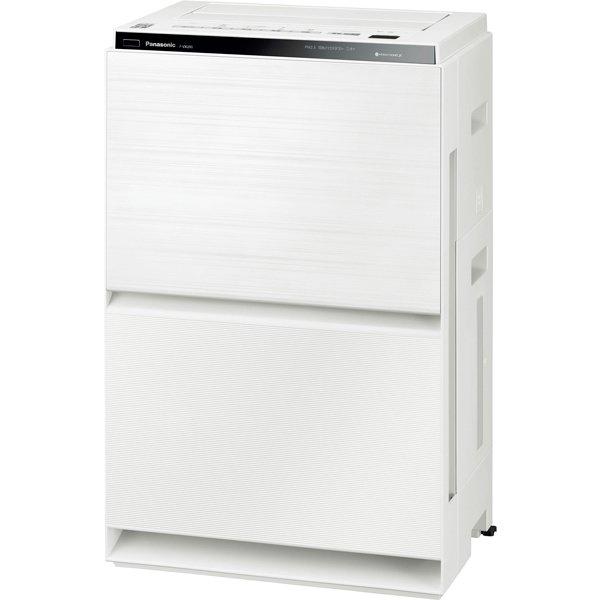 【パナソニック】F-VXU90-W 加湿空気清浄機 ナノイーX 空気清浄40畳/加湿空気清浄35畳 ホワイト