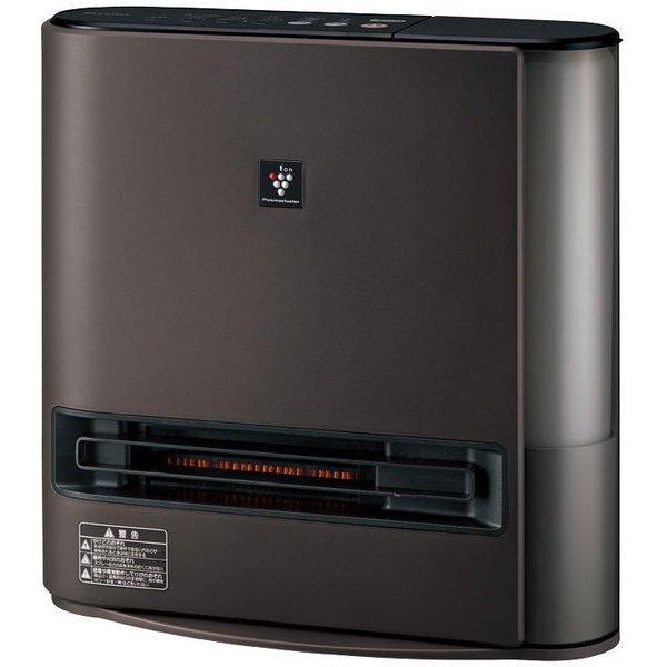 【シャープ】HX-PK12-T 加湿セラミックヒーター プラズマクラスター7000 ハイブリッド式 /ブラウン