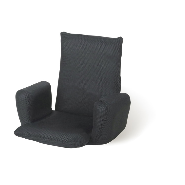肘付き座椅子