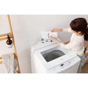 【標準設置対応付】アイリスオーヤマ  全自動洗濯機 10.0kg ホワイト  IAW-T1001-W