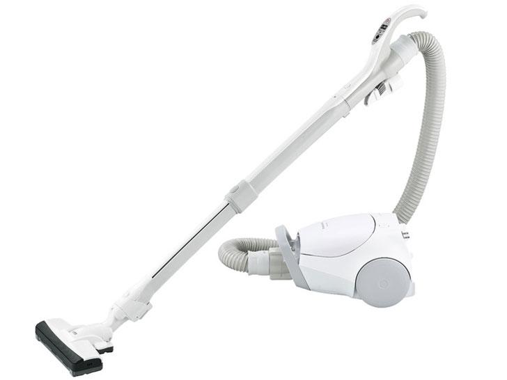 【パナソニック】紙パック式掃除機 ホワイトMC-PJ200G-W