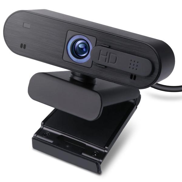 【エレコム】UCAM-C820ABBK  Webカメラ200万画素 高解像度 Full HD1920×1080ピクセル