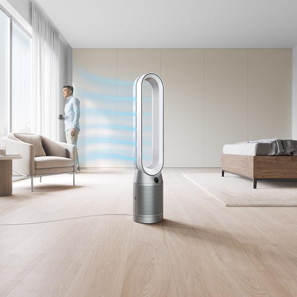 【ダイソン】TP07-WS 空気清浄機能付タワーファン Dyson Purifier Cool ホワイト/シルバー